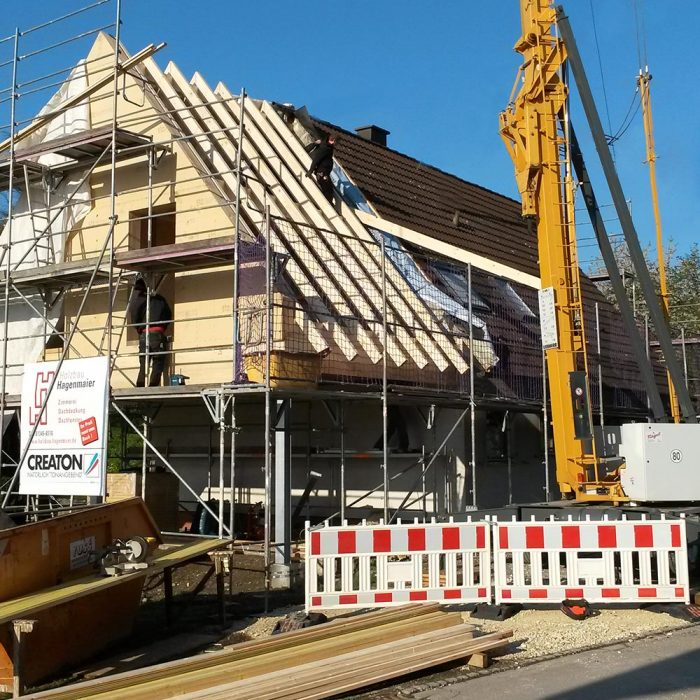 Holzbau Hagenmaier Langenau Ulm Zimmerei | Dachdeckung | Energetische Sanierung | Innenausbau Viele Bereiche ein Ansprechpartner! Anbau, Hauserweiterungen, Dachaufstockungen, Holzkonstruktionen