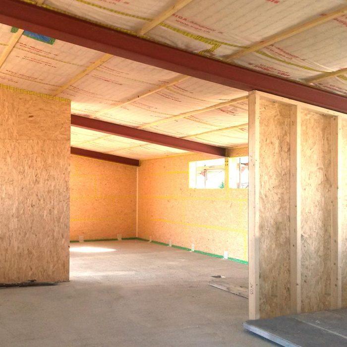 Holzbau Hagenmaier Langenau Ulm Zimmerei | Dachdeckung | Energetische Sanierung | Innenausbau Viele Bereiche ein Ansprechpartner! Innenausbau