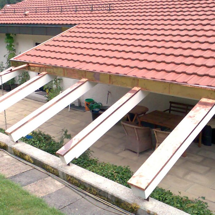 Holzbau Hagenmaier Langenau Ulm Zimmerei | Dachdeckung | Energetische Sanierung | Innenausbau Viele Bereiche ein Ansprechpartner! Vordaecher