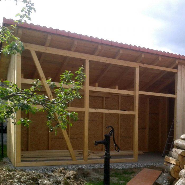 Holzbau Hagenmaier Langenau Ulm Zimmerei | Dachdeckung | Energetische Sanierung | Innenausbau Viele Bereiche ein Ansprechpartner! Holzkonstruktionen